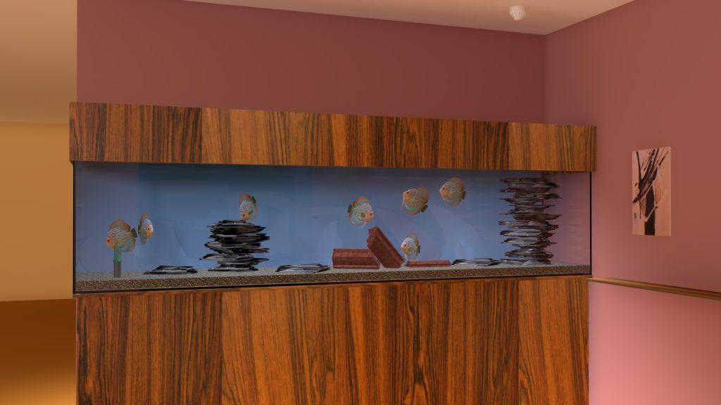 Aquarienbau Aquarium mieten